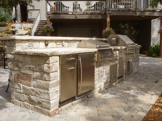 Outdoor Living Masonry - Natural Stonescapes, Inc.