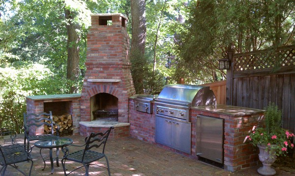 Outdoor Living Spaces - Natural Stonescapes, Inc.